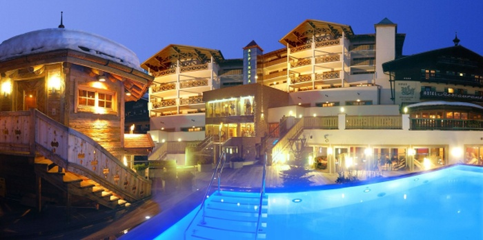 Wellness Hotel  Sterne Salzburger Land
