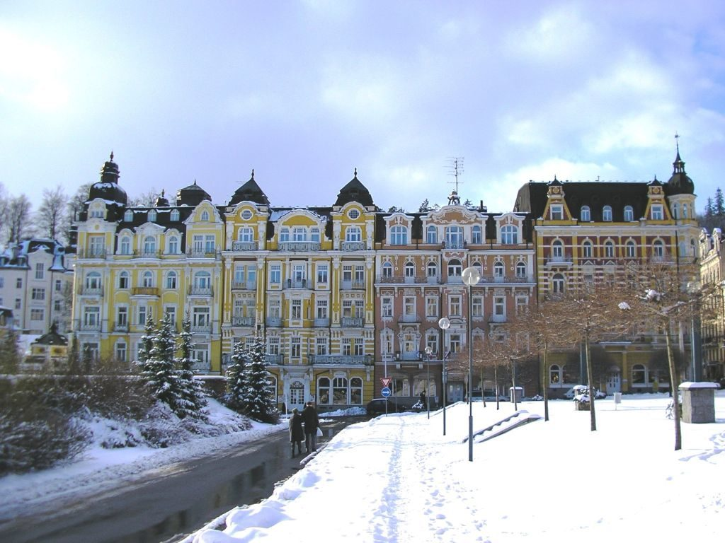 OREA Hotel Palace Zvon im Winter