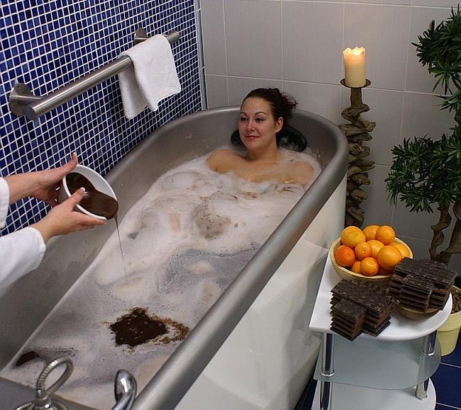 Schokoladenbad Zu Hause Selber Machen Wellnesshotel24de Blog