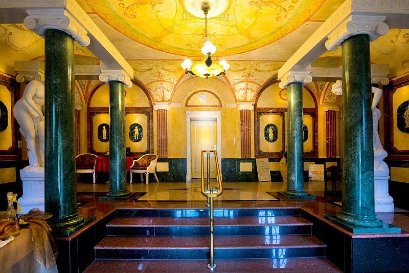 Ostern im 5 Sterne Luxushotel Häcker's Kurhotel Fürstenhof an der Mosel