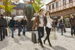 Outlet Shopping Wochenende
