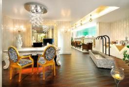 Traumurlaub in der Luxus Suite