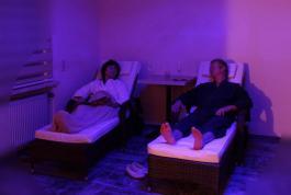 Schönheitsreise - Lichttherapie