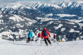 Ski & Spass im Februar