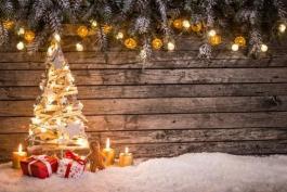 Besinnliche Weihnacht im Allgäu